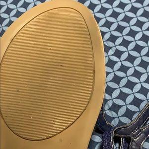 Unisa Shoes - Navy blue sandals